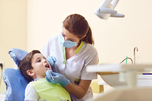 How Dentistry For Children Can Ease Your Child&#    ;s Dental Anxiety